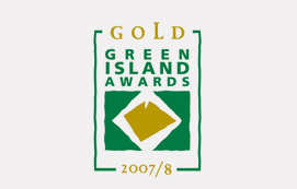 Gold Green Island Award