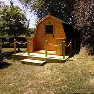 This is the same as our camping pod's but not one from our site.
